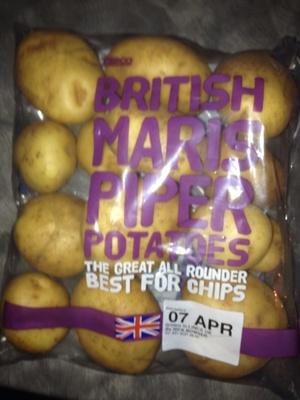 Tesco British maris piper potatoes