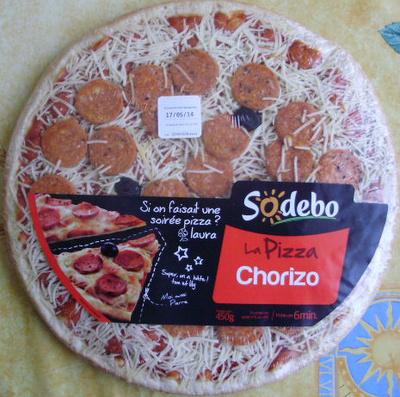 La Pizza Chorizo