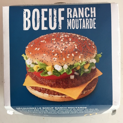 Boeuf Ranch Moutarde