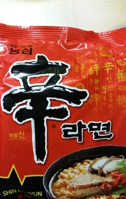 Shin Ramyun (신ë?¼ë©´)