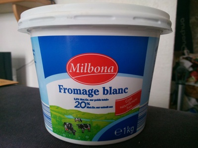 Fromage blanc lidl