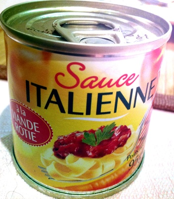 Sauce Italienne (à la Viande Rotie)