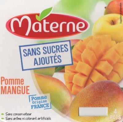 Materne - Pomme Mangue