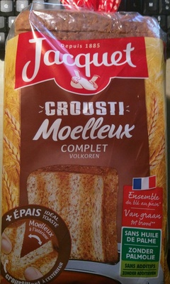 Crousti Moelleux Complet