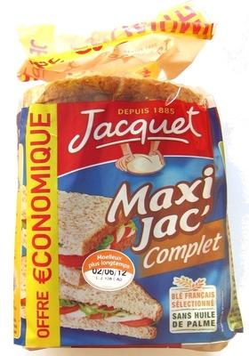Maxi Jac' Complet