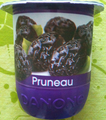 Danone - Yaourt aux fruits - Pruneau