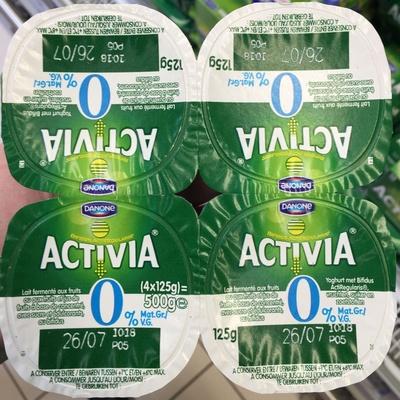 Activia Citron / Citron Vert (0% MG)