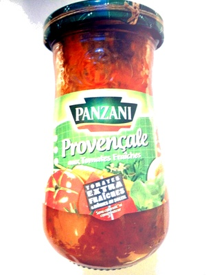 Sauce provençale aux tomates fraîches