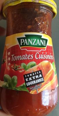 Tomates Cuisinées