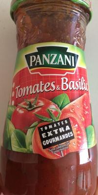 Tomates & Basilic