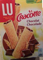 Cracotte chocolat - Produit