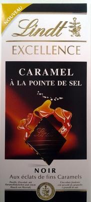 Caramel à la Pointe de sel