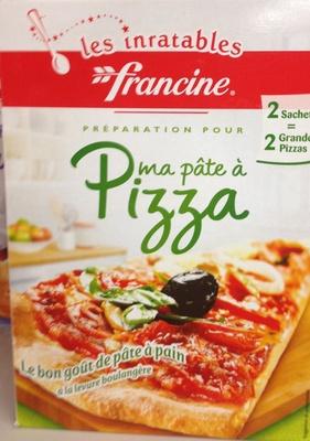 ma p 226 te 224 pizza francine calories valeurs nutritionnelles et avis de consommation