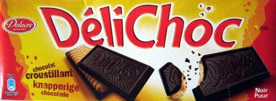 combien de calories dans d lichoc chocolat croustillant noir delatre delacre combien de calories. Black Bedroom Furniture Sets. Home Design Ideas