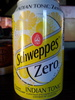 Schweppes Light - Produit