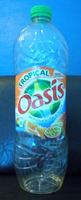 Oasis goût tropical - Produit