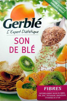 Son de blé Gerblé