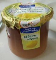Saveurs d'Autrefois Citron - Produit