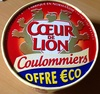 Coulommiers (24% MG) Offre €co 350 g - Produit