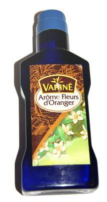 Arome Fleurs D Oranger Vahine Valeur Nutritionnelle Composition