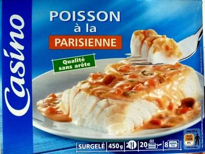 Poisson à la Parisienne, Surgelé