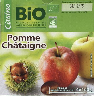 Pomme Châtaigne