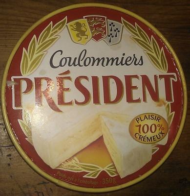 Coulommiers (Plaisir 100 % Crémeux) - (20 % MG)