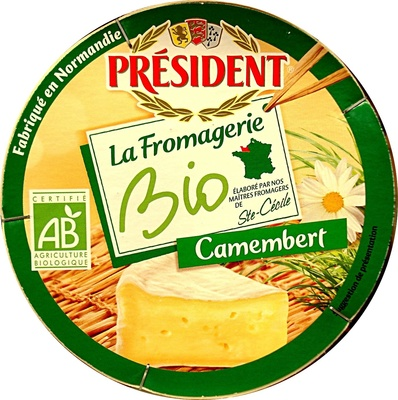 Camembert Bio  (21 % MG)