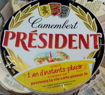 Camembert (21 % MG)