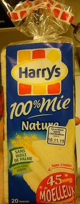 100% mie Nature 20 tranches