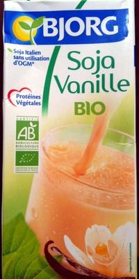 Soja Vanille Bio - 1 litre - Bjorg