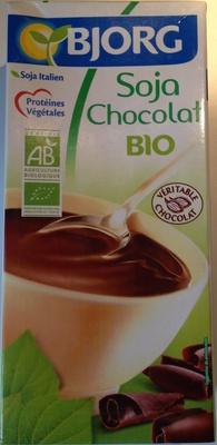 Soja Chocolat Bio - 1 litre - Bjorg