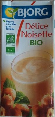 Délice Noisette Bio