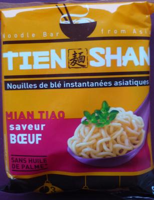 Mian Tiao saveur boeuf - 85 g - Tien Shan