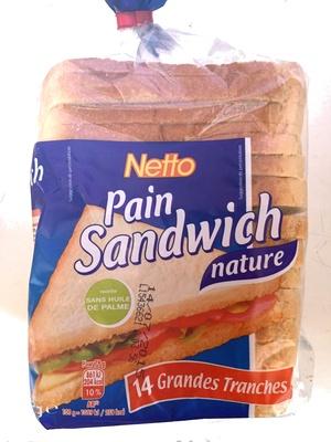 Pain Sandwich Nature