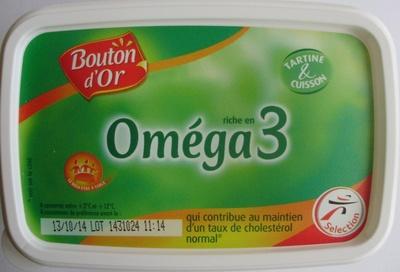 riche en Oméga 3 (Tartine & Cuisson) - (54% MG) 500 g