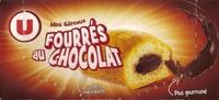 Mini gâteaux fourrés au chocolat - Produit