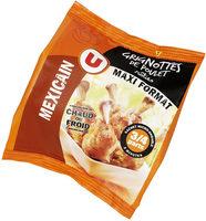 Grignotte de poulet rôtie goût mexicain, - Produit