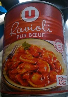 Ravioli, Pur Boeuf