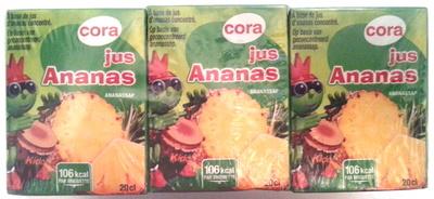 Jus Ananas