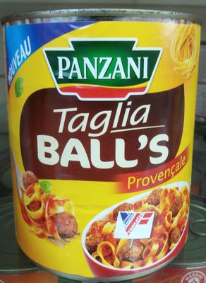 Taglia Ball's Provençale