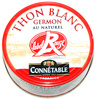 Thon blanc (germon) au naturel label Rouge 160 g - Produit