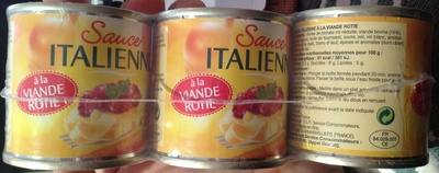 Sauce Italienne (à la Viande Rotie) Lot de 3