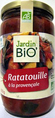 Ratatouille à la provençale Jardin Bio