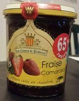 Confiture Fraise Camarosa - Produit