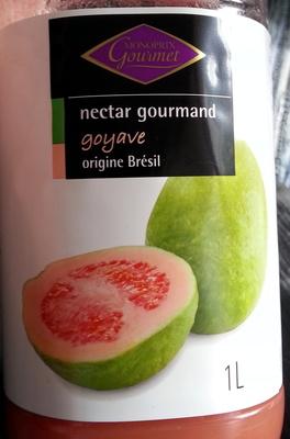 nectar gourmand goyave origine Brésil