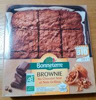 Brownie au Chocolat Noir et Noix Grillées - Produit