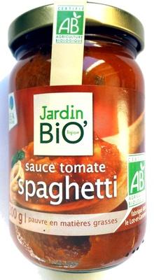 Sauce tomate Spaghetti