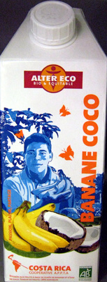 Banane coco Alter Eco