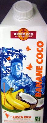 Banane coco Alter Eco